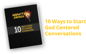 10 Ways to Start God Centered Conversations eBook