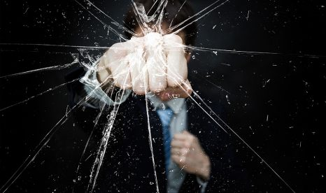 """70% of all Americans are angry every day . . . and 31% report they're """"really angry"""" every day. Half of our population is angrier than they've ever been!"""